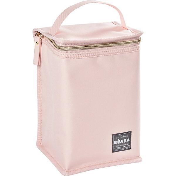 BÉABA Термосумка Beaba Pochette Repas, розовая цена