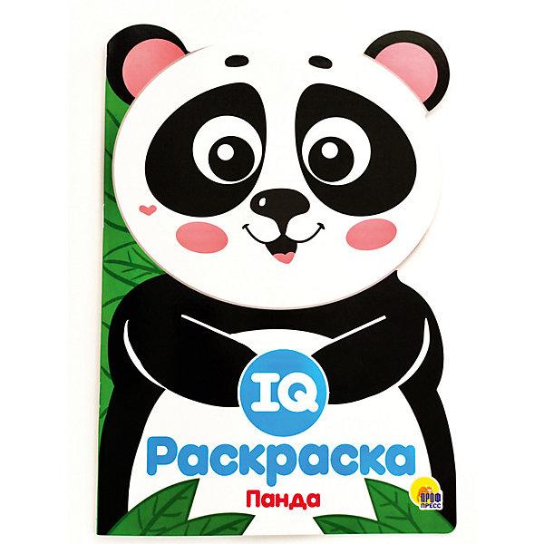 Проф-Пресс Раскраска IQ Панда