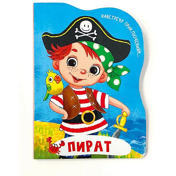 цена на Проф-Пресс Книга на картоне Пират