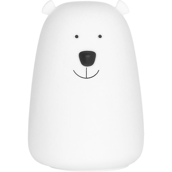 Roxy-Kids Силиконовый ночник Roxy-Kids Polar Bear roxy kids круг на шею для купания kengu roxy kids