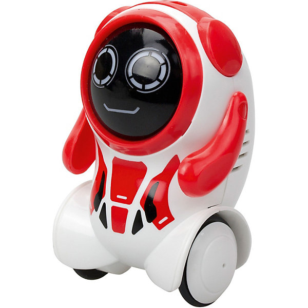 Silverlit Интерактивный робот Yxoo Покибот, красный