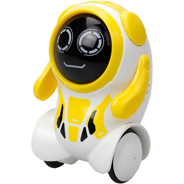 Silverlit Интерактивный робот Yxoo Покибот, жёлтый круглый