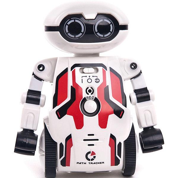 Silverlit Интерактивный робот Yxoo Мэйз Брейкер, красный