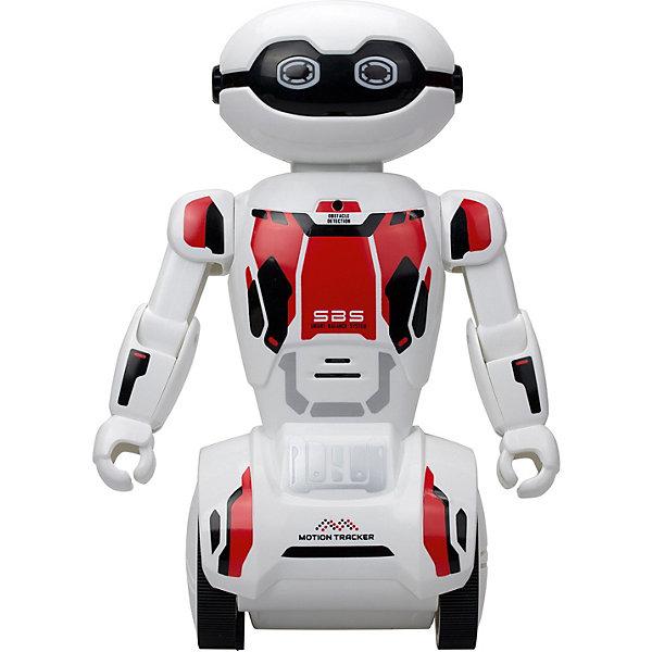 Silverlit Интерактивный робот Yxoo Макробот, красный