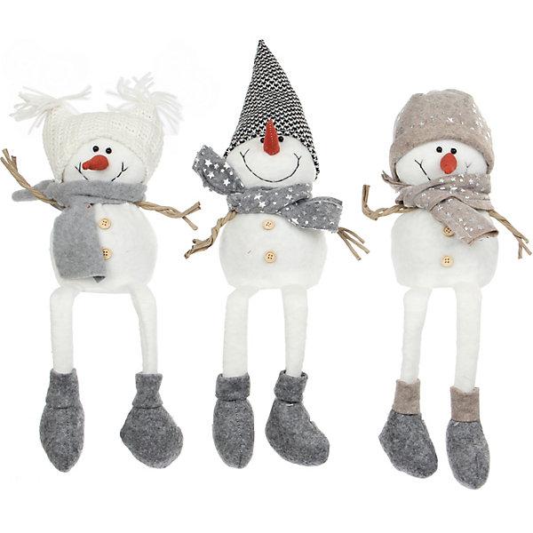 House of Seasons Фигурка декоративная House of seasons Снеговик фигурка новогодняя magic time снеговик и список подарков высота 8 см