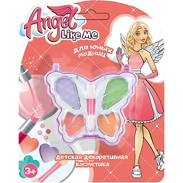 Angel Like Me Детская набор теней Бабочка