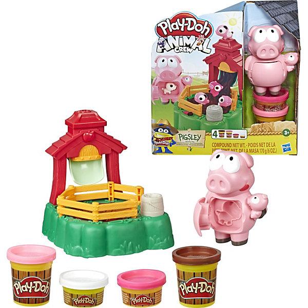 Купить Игровой набор Play-Doh Озорные поросята , Hasbro, Китай, Унисекс