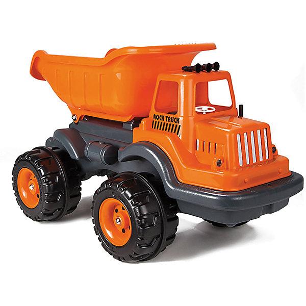 цена на Pilsan Грузовик Pilsan Rock Dump Truck, оранжевый