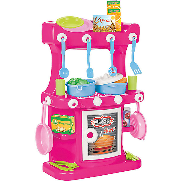 Pilsan Игровой набор Kitchen Set Кухонный,