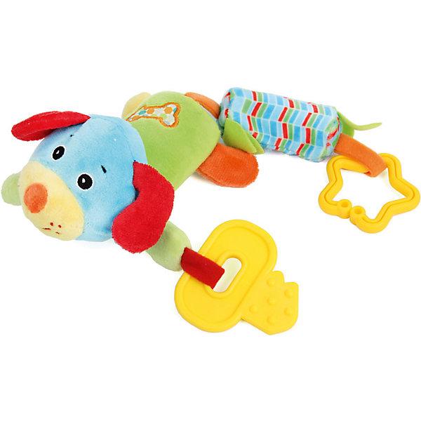 Ути-Пути Игрушка-подвеска Ути Пути Собачка погремушка подвеска best toys погремушка подвеска