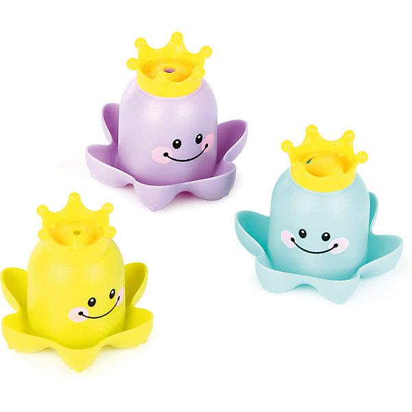 Фото - Ути-Пути Набор игрушек для ванны Ути Пути Осьминоги полесье набор игрушек для песочницы 468 цвет в ассортименте
