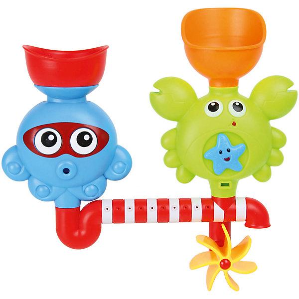 Ути-Пути Игрушка для ванны Ути Пути Давай поплаваем Крабик и осьминог