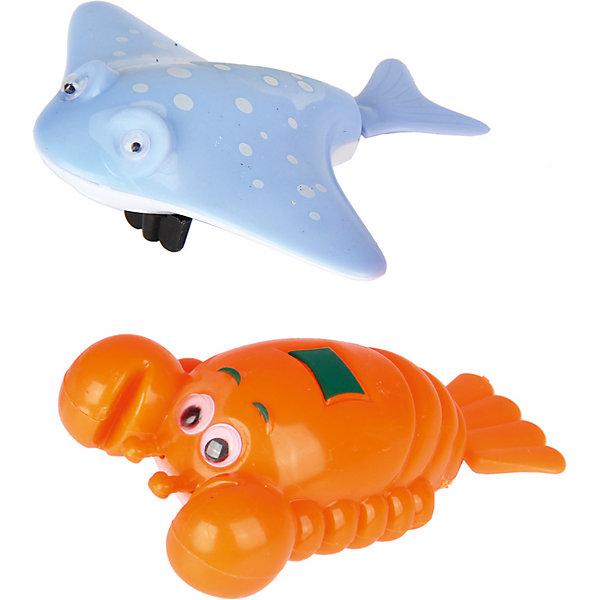 Ути-Пути Набор игрушек для ванны Ути Пути Давай поплаваем Скат и лобстер