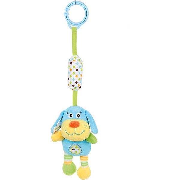 Ути-Пути Игрушка-подвеска Ути Пути Пёсик погремушка подвеска best toys погремушка подвеска