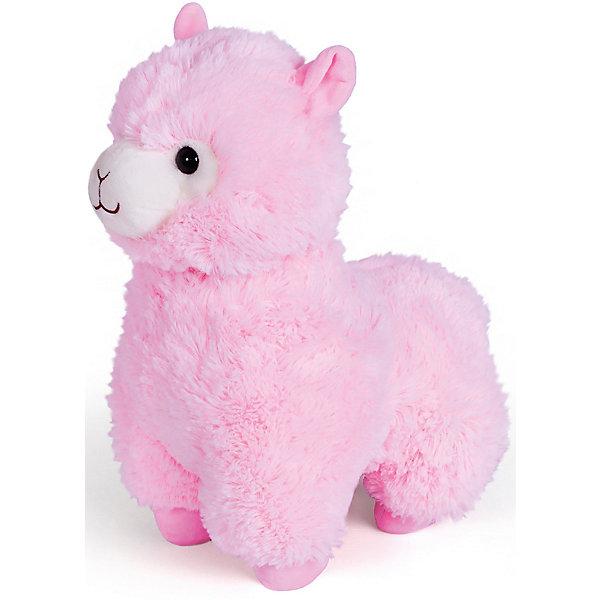 Fancy Мягкая игрушка Fancy «Альпака», розовая мягкая игрушка fancy гламурная альпака белая 31 см