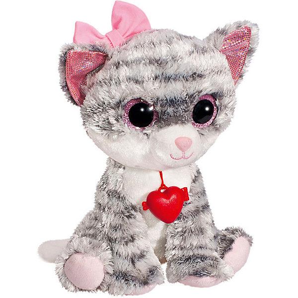 Fancy Мягкая игрушка Глазастик кошечка