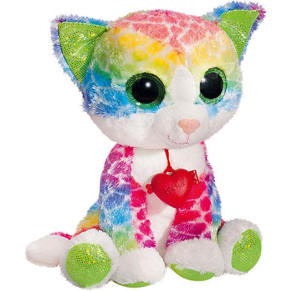 Fancy Мягкая игрушка Fancy Глазастик котик мягкая игрушка fancy котик рубин 17 см