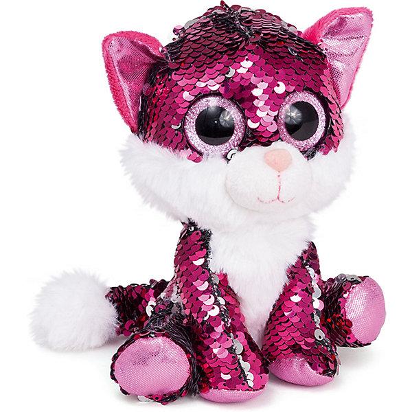 Fancy Мягкая игрушка Fancy Котик Рубин мягкая игрушка fancy котик рубин 17 см