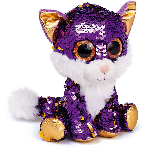 "Мягкая игрушка Fancy ""Котёнок Аметист"""