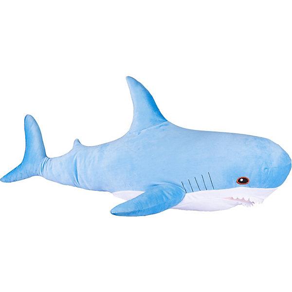 Fancy Мягкая игрушка Fancy Акула, 98 см мягкая игрушка fancy акула 98 см