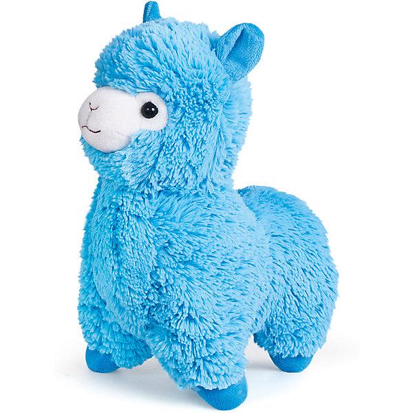 Fancy Мягкая игрушка «Альпака», голубая