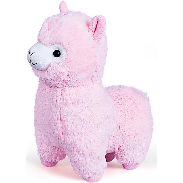 Fancy Мягкая игрушка «Альпака», розовая