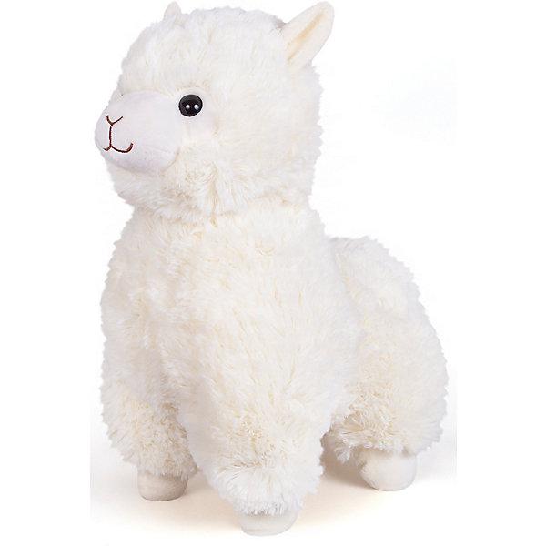 Fancy Мягкая игрушка Fancy «Альпака», белая мягкая игрушка fancy гламурная альпака белая 31 см