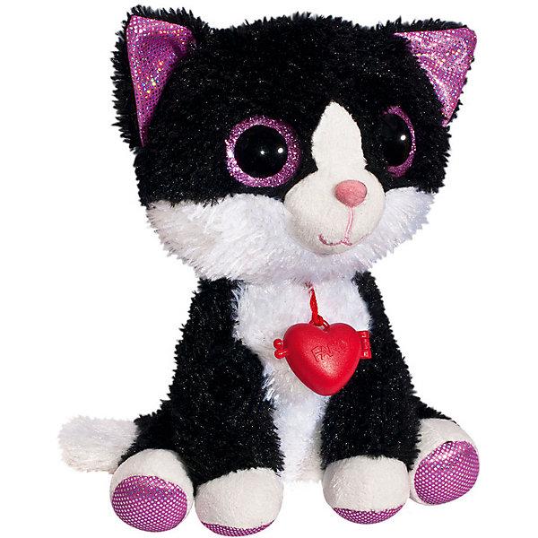 Fancy Мягкая игрушка Глазастик котик,