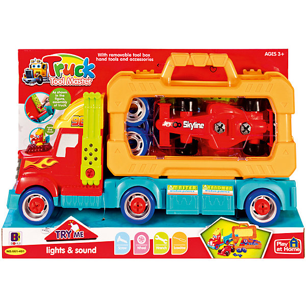 QunXing Toys Игровой набор Qunxing Toys Автовоз водное оружие guangdong qunxing toys join stock co ltd 238