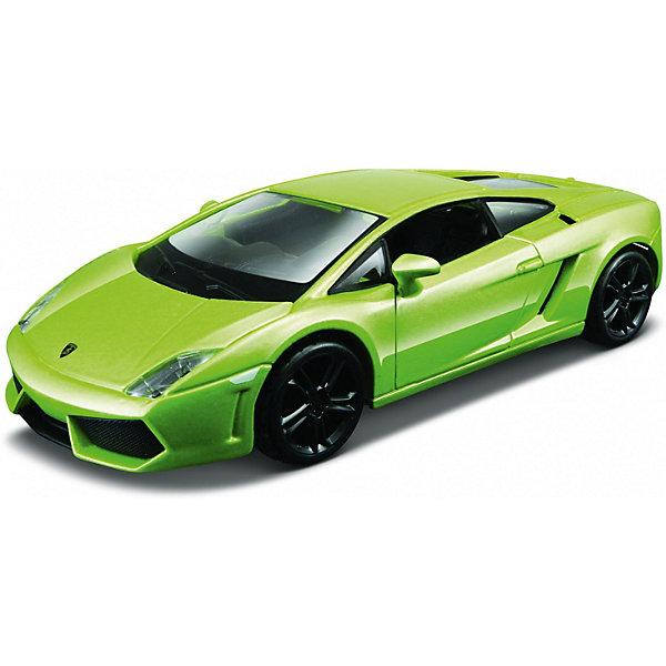 Bburago Машинка Bburago Lamborghini Gallardo LP 560-4, 1:32 цена 2017