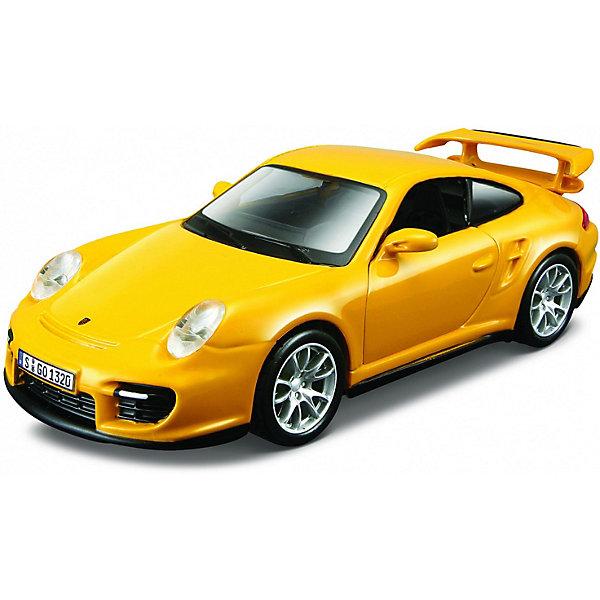 Bburago Машинка Bburago Porsche 911 GT2, 1:32 цена 2017