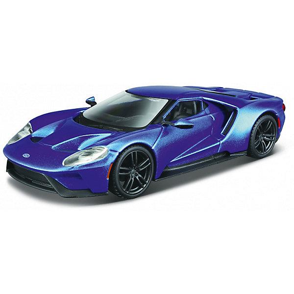 Bburago Машинка Ford GT, 1:32