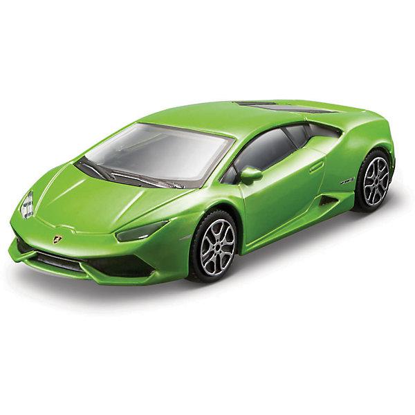 Bburago Машинка Bburago Lamborghini Huracan LP 610-4, 1:43 цена 2017
