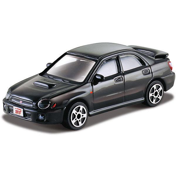 цена на Bburago Машинка Bburago Subaru Impreza WRX STI, 1:43