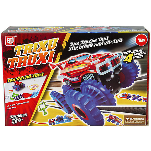 Maya Toys Автотрек Канатная дорога