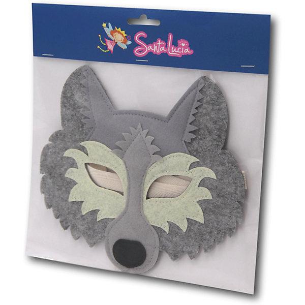 Santa Lucia Маска фетровая Волк
