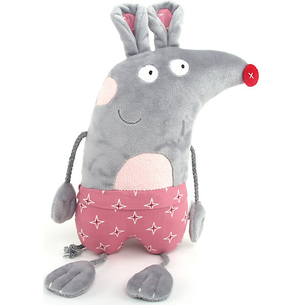 "Button Blue Мягкая игрушка Gulliver ""Мышка-норушка"", 22 см"