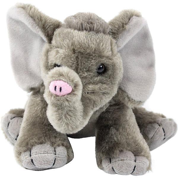 Картинка для Wild Republic Мягкая игрушка Wild republic CuddleKins Детёныш африканского слона, 24 см