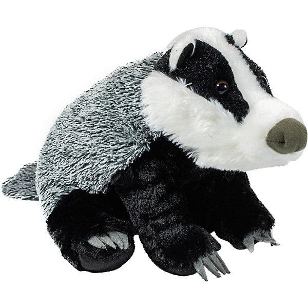 Картинка для Wild Republic Мягкая игрушка Wild republic CuddleKins Барсук европейский, 30 см