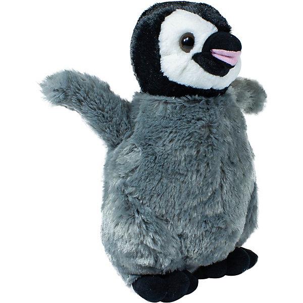 Wild Republic Мягкая игрушка republic CuddleKins Пингвин, 28 см