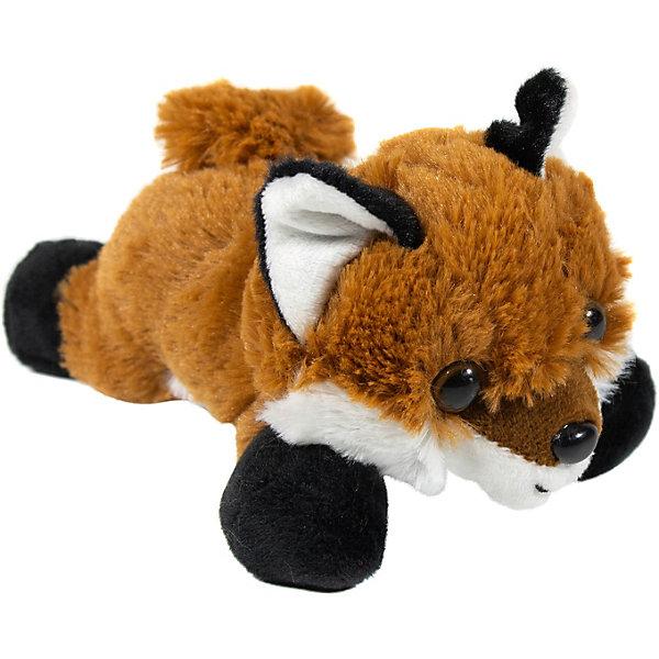 Wild Republic Мягкая игрушка republic Hugems Рыжая лиса, 17 см