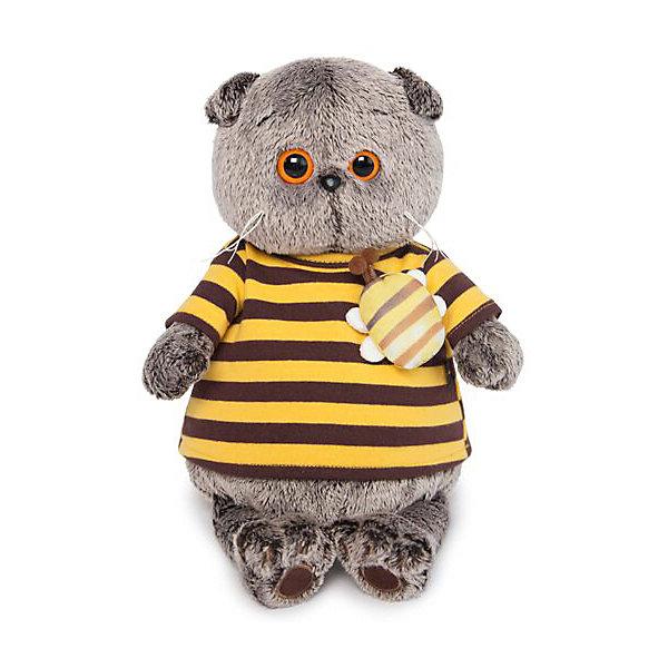 Budi Basa Одежда для мягкой игрушки Budi Basa Футболка в полоску с пчелкой, 30 см
