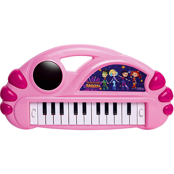 музыкальные игрушки potex синтезатор smart piano 32 клавиши 939в Сказочный патруль Музыкальные инструменты Сказочный патруль Синтезатор
