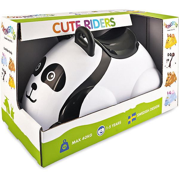 Viking Toys Пушкар Viking toys Cute Rider Панда viking toys игрушка каталка панда