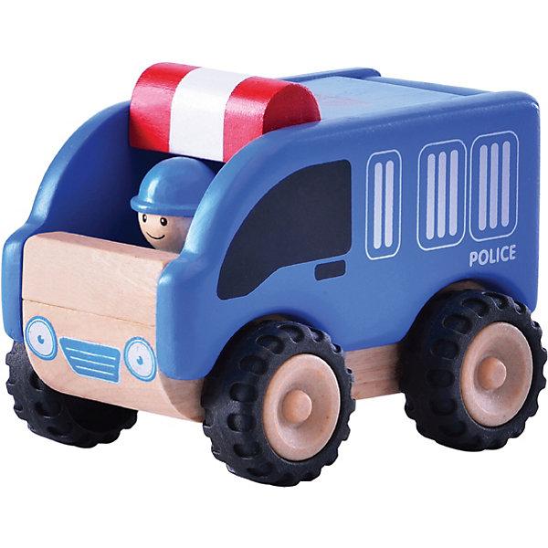 Wonderworld Деревянная игрушка Miniworld Полиция