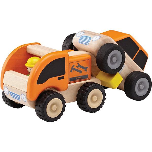 Wonderworld Деревянная игрушка Miniworld Эвакуатор