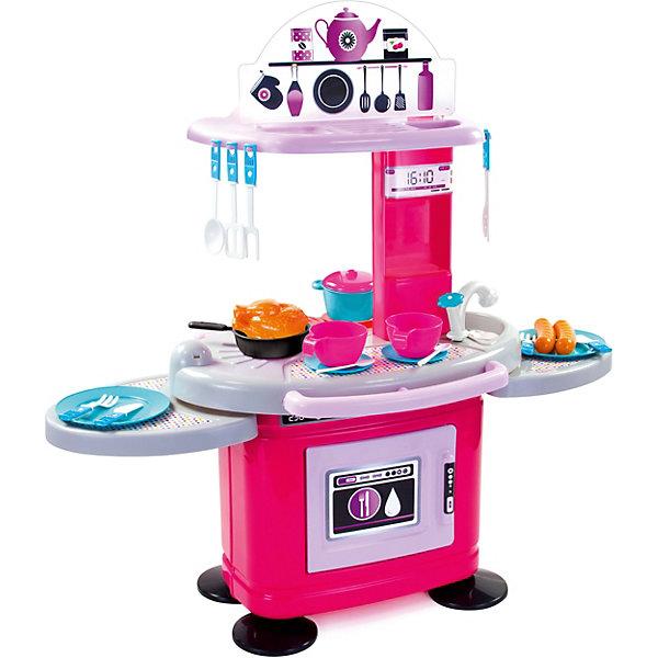 Mochtoys Игровой набор Кухня, со столиками, 26 предметов