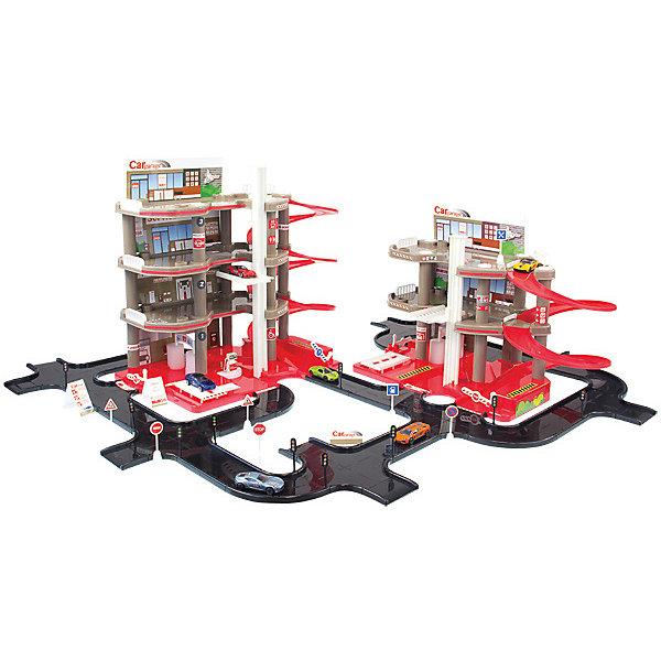 Mochtoys Игровой набор Мега Паркинг