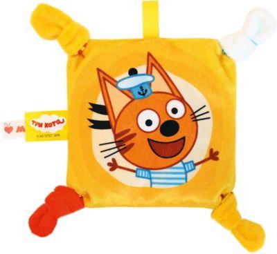 """Картинка для Три кота Игрушка-грелка Miakishi """"Три Кота"""" Коржик"""