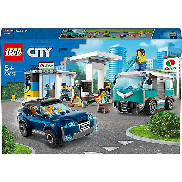 Конструктор LEGO City Turbo Wheels 60257: Станция технического обслуживания Конструктор LEGO City Turbo Wheels 60257: Станция технического о